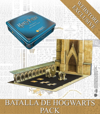 BATTLE OF HOGWARTS BUNDLE (SPANISH)