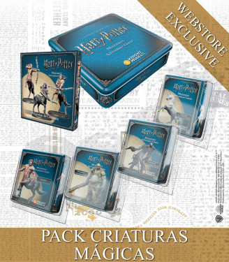 MAGICAL CREATURES BUNDLE (SPANISH)