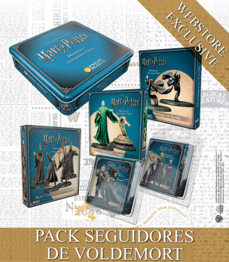 VOLDEMORT FOLLOWERS BUNDLE (SPANISH)