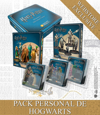 HOGWART'S STAFF BUNDLE (SPANISH)