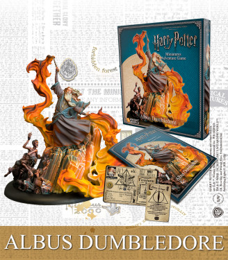 ALBUS DUMBLEDORE (ENGLISH)