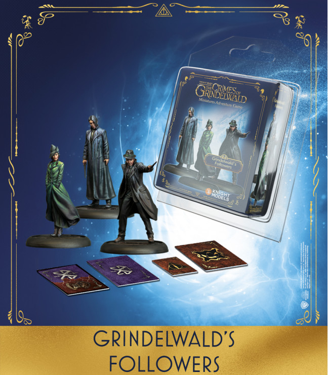 GRINDELWALD'S FOLLOWERS (ENGLISH)