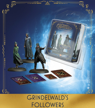 GRINDELWALD'S FOLLOWERS (SPANISH)
