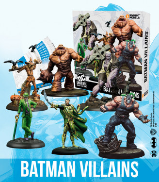 BATMAN VILLIANS