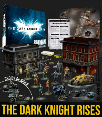 BMG: THE DARK KNIGHT RISES