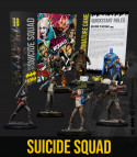 SUICIDE SQUAD WEB BUNDLE