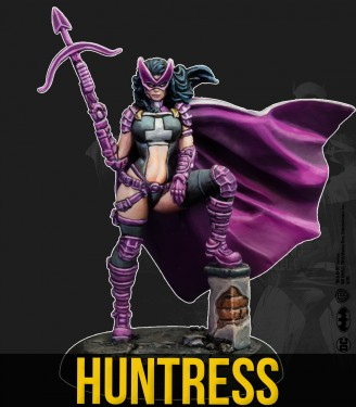 HUNTRESS (MULTIVERSE)