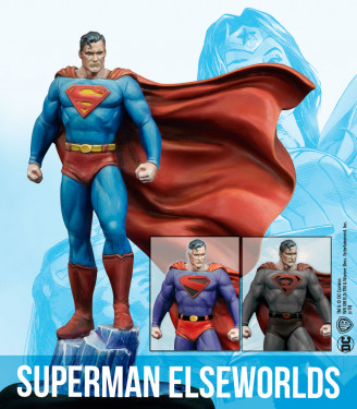 SUPERMAN ELSEWORLDS