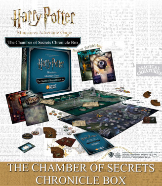 THE CHAMBER OF SECRETS: CHRONICLE EXPANSION (SPANISH)
