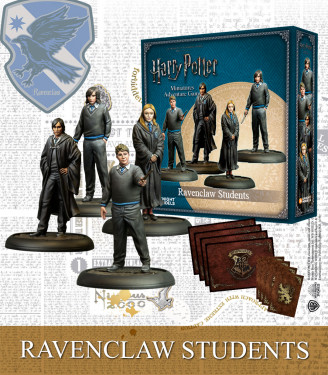 RAVENCLAW STUDENTS (ENGLISH)