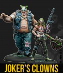 JOKER CLOWNS