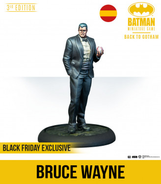 BRUCE WAYNE ENGLISH