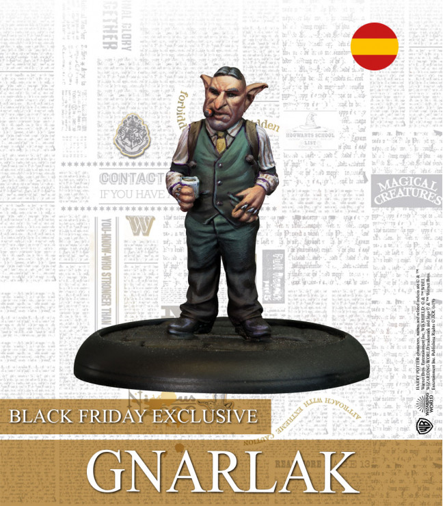 GNARLAK (EXCLUSIVE WEBSTORE AND GENCON)