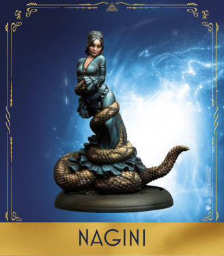 Harry Potter Miniature Game: Nagini Spanish