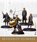 Harry Potter Miniature Game: Hufflepuff Students English