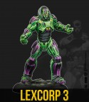LEX LUTHOR & LEXCORP TROOPERS (MULTIVERSE)