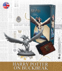 Harry Potter Miniature Game: Harry on Buckbeak English