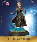 Harry Potter Miniature Game: Queenie Goldstein Castellano