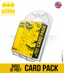 Batman Miniature Game Birds of Prey Card Pack English