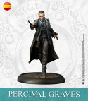 Harry Potter Miniature Game: Percival Graves
