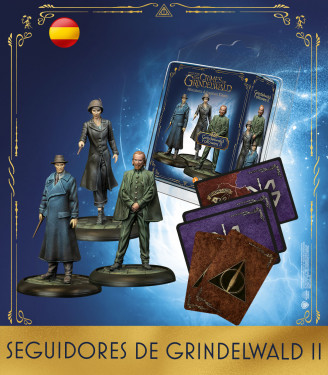 Harry Potter Miniature Game: Grindelwald Followers II English
