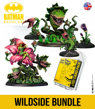Batman Miniature Game: Web Bundle Wildside Spanish