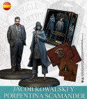 Harry Potter Miniatures Adventure Game: Tina Goldstein & Jacob Kowalski Spanish