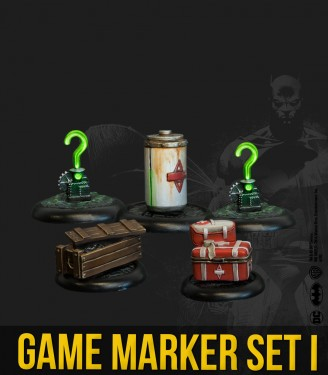 OBJECTIVE GAME MARKER SET I