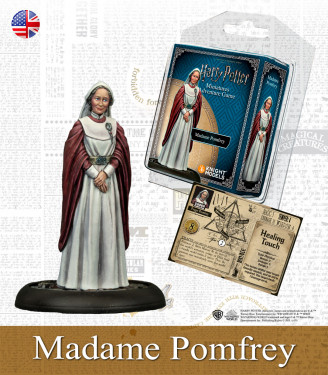 Harry Potter Miniature Game: Poppy Pomfrey Exclusive Webstore