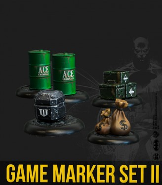 OBJECTIVE GAME MARKER SET II