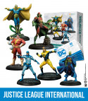 DC Miniature Game: Justice League International