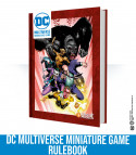 DELUXE DC UNIVERSE RULEBOOK