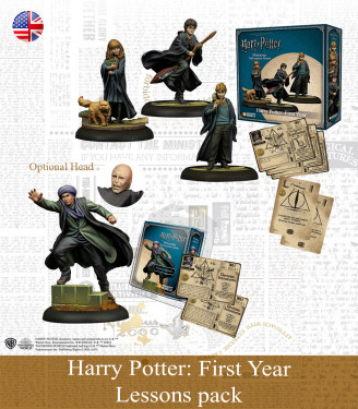 Harry Potter Miniature Game: First Years Lessons Pack