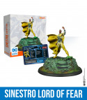 DC Miniature Game: Sinestro: Lord Of Fear
