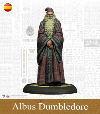 Harry Potter Miniature Game: Dumbledore & Flitwick
