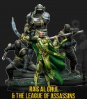 RAS AL GHUL & THE LEAGUE OF ASSASSINS