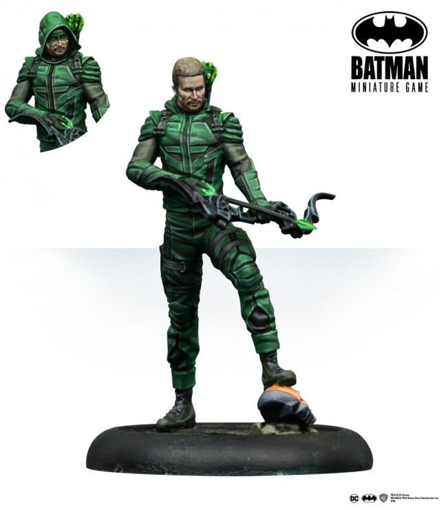 Batman Miniature Game: Green Arrow TV Show (Multiverse)