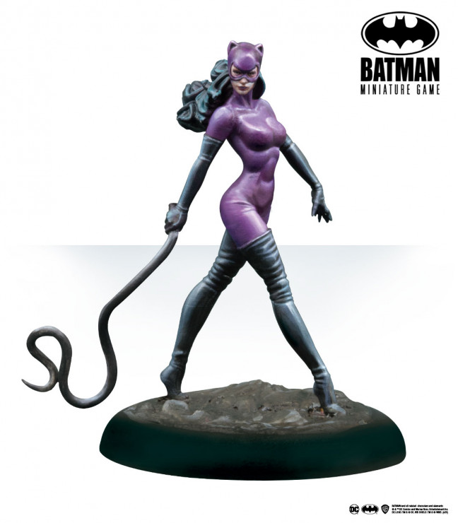 Batman Miniature Game: Catwoman Modern Age (Multiverse)