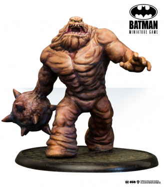 Batman Miniature Game: Clayface (Multiverse)