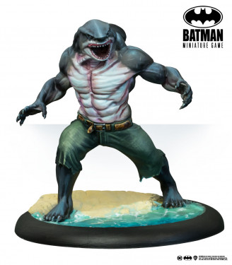 Batman Miniature Game: King Shark (Multiverse)