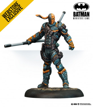 Batman Miniature Game: Deathstroke (Multiverse)