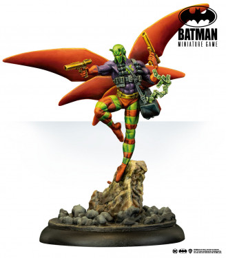 Batman Miniature Game: Killer Moth