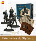Harry Potter Miniatures Game: Estudiantes de Slytherin