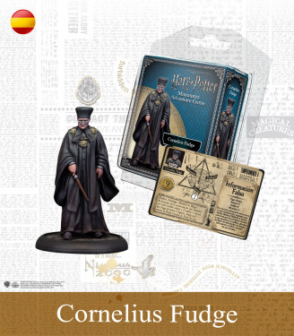 Harry Potter Miniatures Game: Cornelius Fudge ESP
