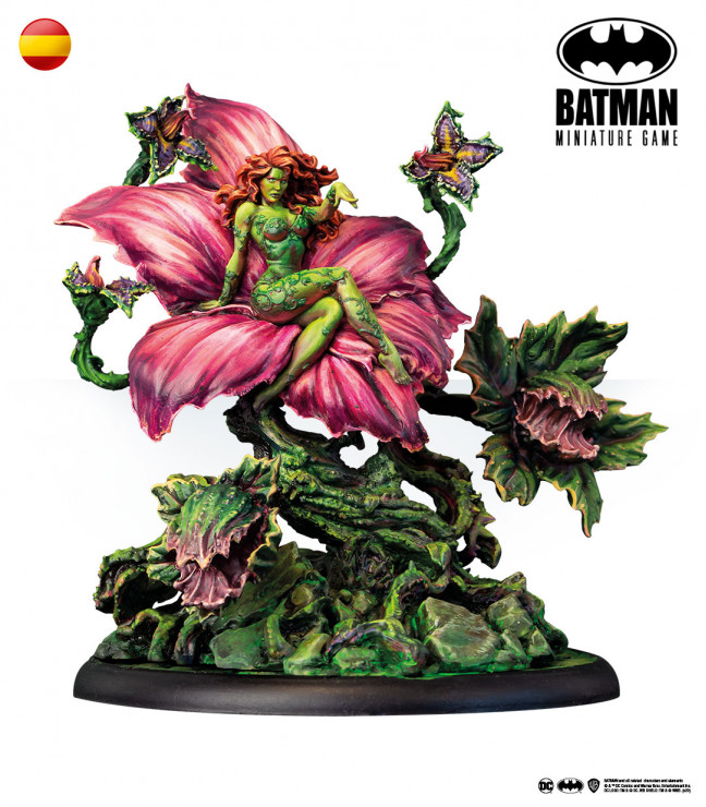 Batman Miniature Game: Poison ivy