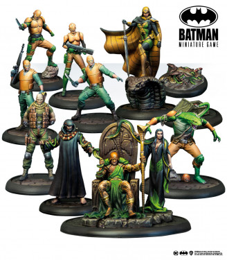 Batman Miniature Game: Kobra: Kali Yuga