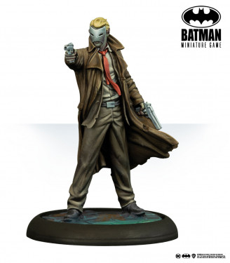 Batman Miniature Game: The Commissioner English