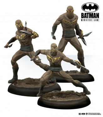 Batman Miniature Game: Talons O'Malleys