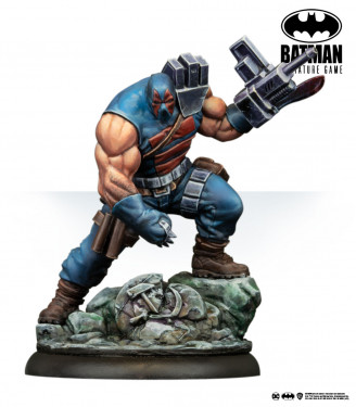 Batman Miniature Game: KGBeast
