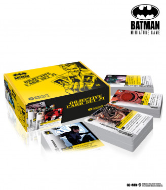 Batman Miniature Game: Objective Card Set 1